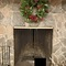 Christmas at the Glen Ellen house. Wreath made from native plants on the property.