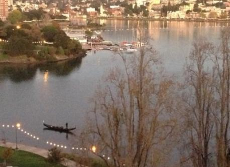 Gondola Ride on Lake Merritt