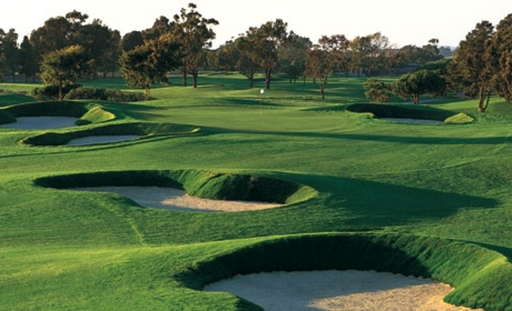 Tilden Park golf course is open to the public and close to our house