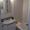 Small upstairs bathroom
