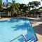 One of our two swimming pools