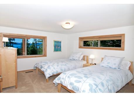Extra-long twin beds offer flexibility to families and groups.