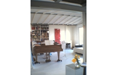 PARIS LOFT WITH CONCERT PIANO