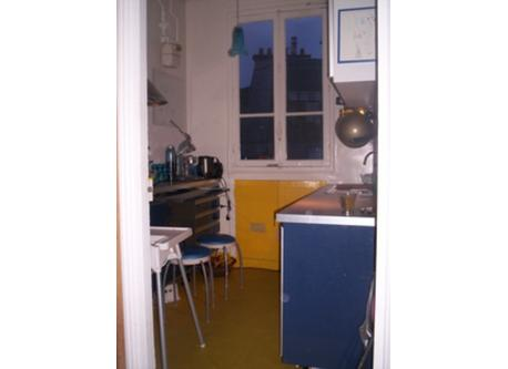 PARIS 2 BEDROOM APT