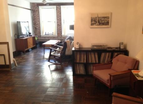 Living Room & TV room
