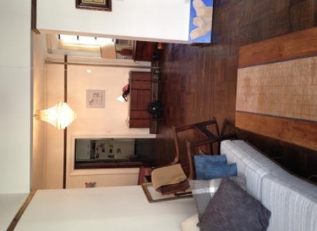 open apartment