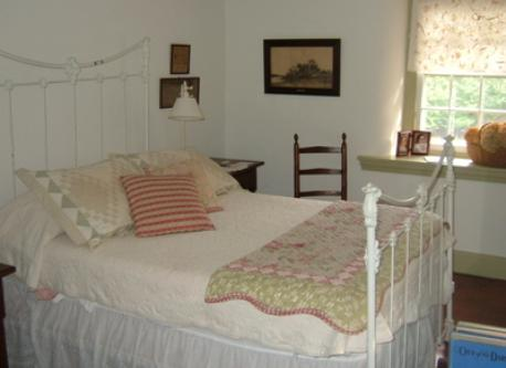 Main house bedroom