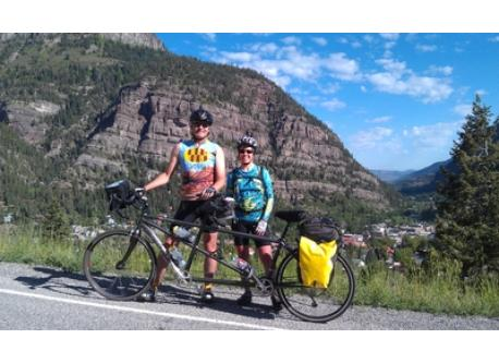 Avid Tandem Cyclists