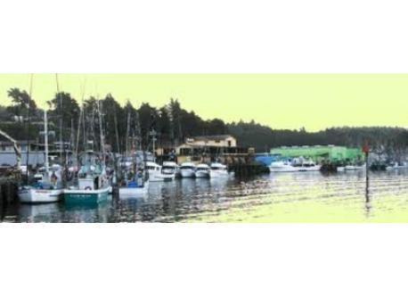 Fort Bragg Harbor