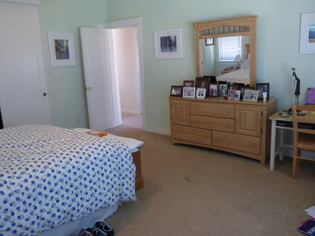 Upstairs. Bedroom 3 View 2