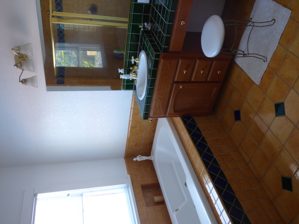 Upstairs.  Bathroom View 2
