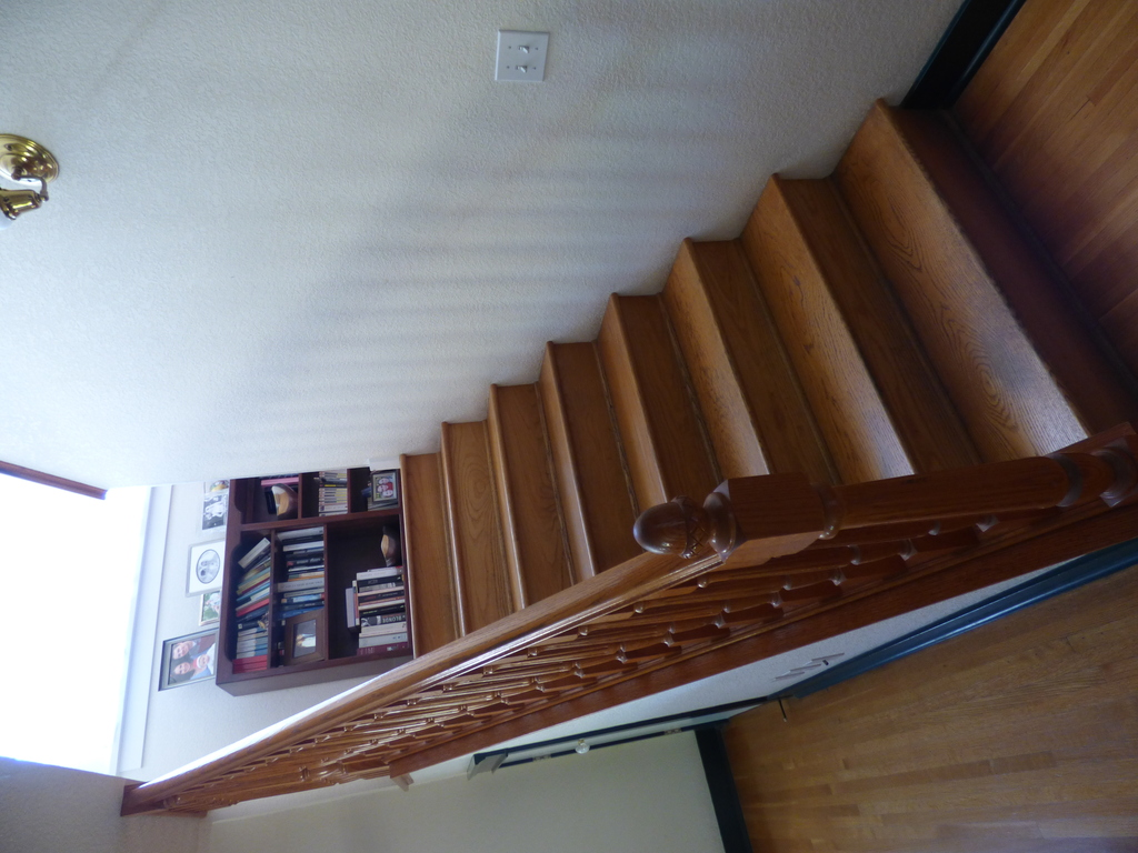 Stairs. View 1