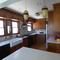Downstairs.  Kitchen