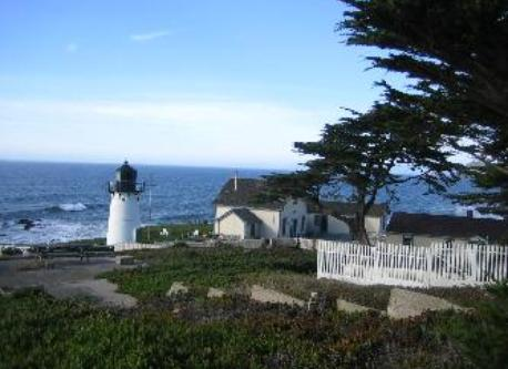 Montara Point Lighthouse, within 5-minute walk from our home.