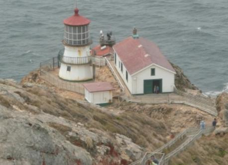 Pt. Reyes Lighthouse has excellent evening historical program