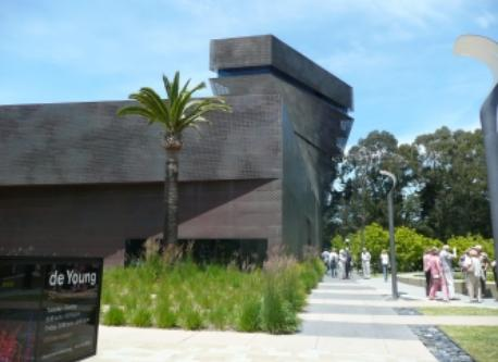 DeYoung Museum in San Francisco