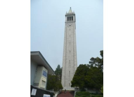 The campus of University of California (Berkeley) is nearby