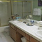 Master bathroom, double sinks, shower, tub