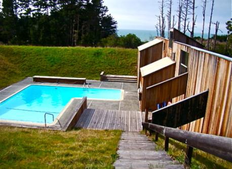 Pool at Sea Ranch facilities