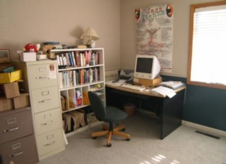 Office (Bedroom #3)
