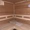 Sauna in master bath