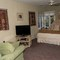 Master Bedroom-double bed with lounge and cable TV