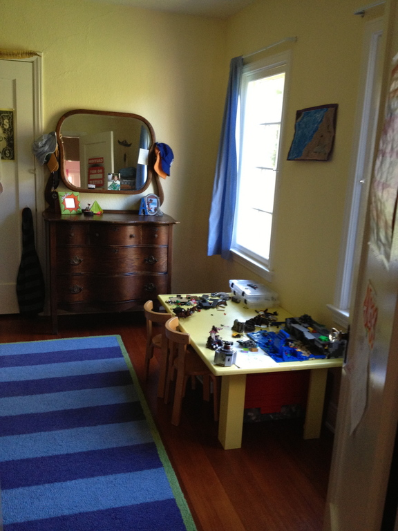 Our son's room