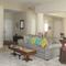 living room & entrance