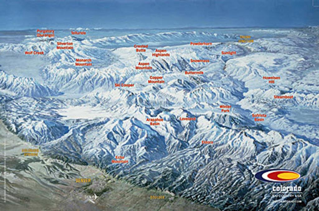 Other Colorado Ski Resorts