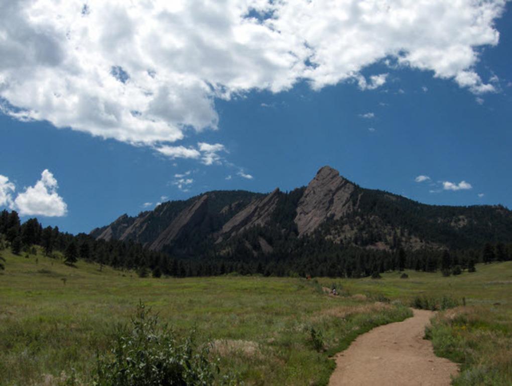 Chautauqua Hiking Trail, Boulder