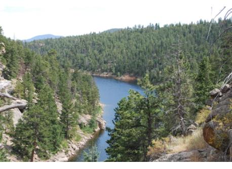 Boulder County Hiking Trail