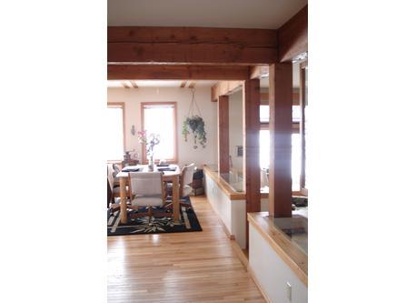 dinning room from front door