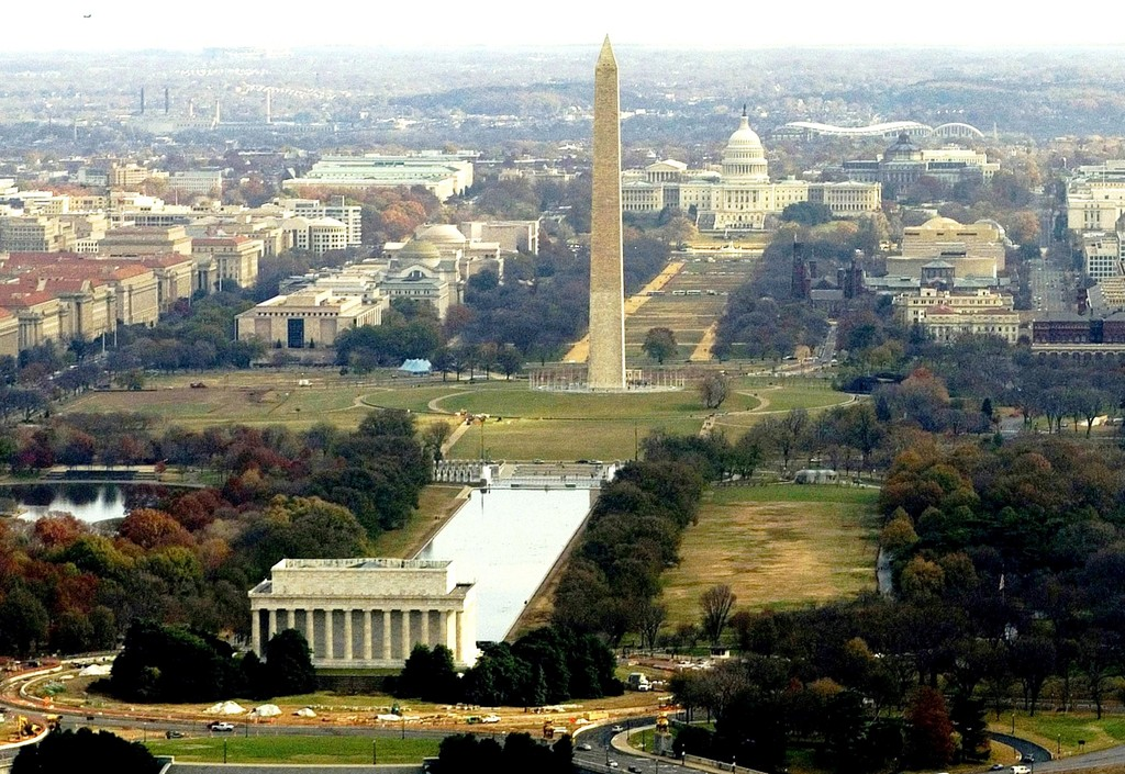 National Mall & 19 Smitsonian Museums (all free) (2 miles from house)