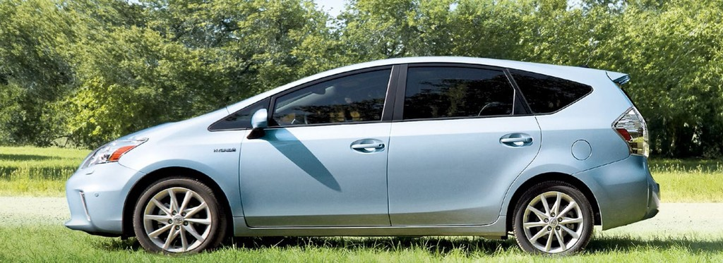 Our car 2014 prius hybrid stationwagon