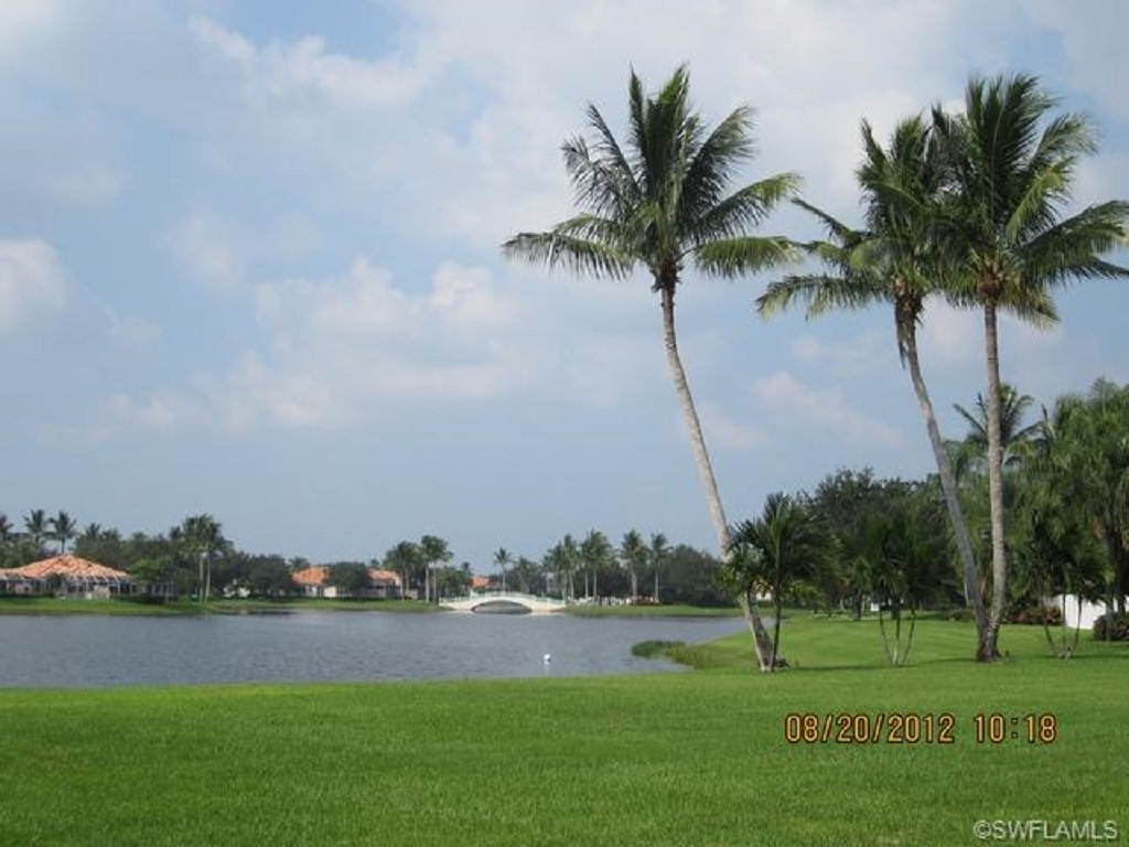 Lake at Village Walk