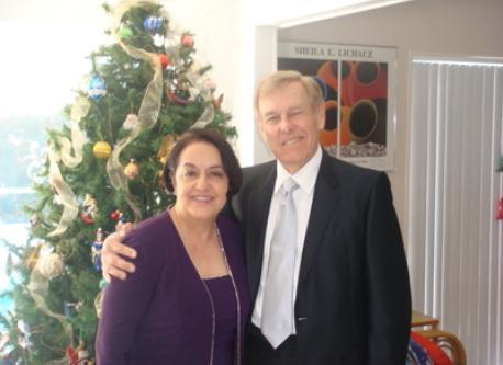 Dick & Martha at Christmas
