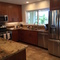 Kitchen - Gas range, microwave, dishwasher, refrigerator