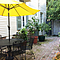 Outdoor Patio and Eating Area - New Orleans