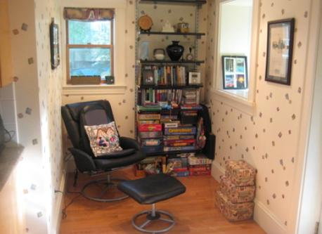 Small Reading Area