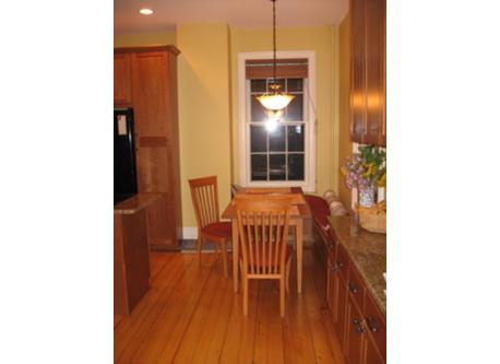 Wonderful newly redesigned kitchen