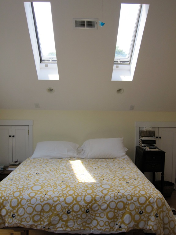 master bedroom, upper floor