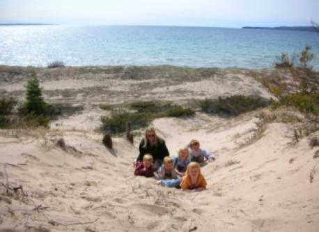 Dunes at Petoskey State Park- 2k
