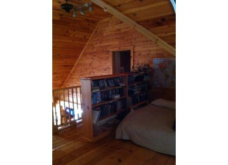 Extra loft bedroom