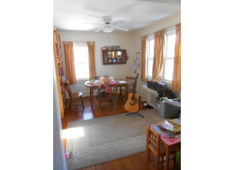 Living room (dining area)