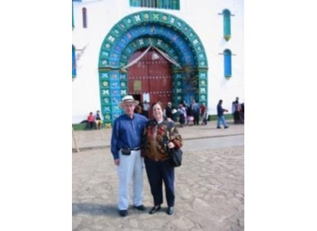 Visiting Guatemala.
