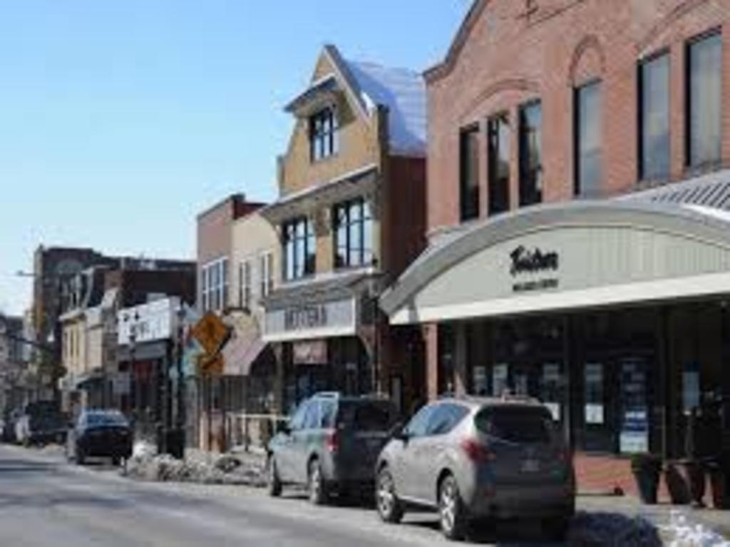 Ambler business & cultural district