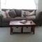 Mackinaw City living room.