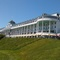 The world famous Grand Hotel on Mackinac Island