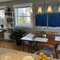 Open space for Living Room, Kitchen, Dining Room, Study
