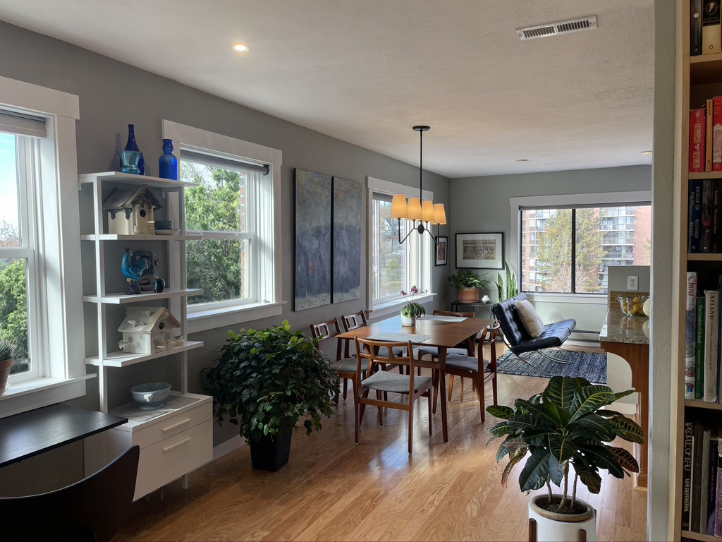 Open Plan from other direction